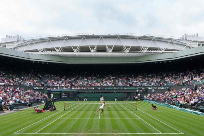 Wimbledon contará con multitudes en sus dos canchas más grandes para los cuartos de final, semifinales y final
