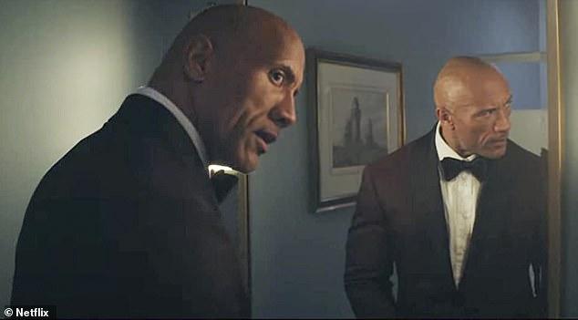 Interpol: The Red Wanted Order sigue al agente de Interpol Rusty (Johnson) en colaboración con el mayor ladrón de arte del mundo (Gadot) y el mayor mentiroso del mundo (Reynolds) cuando surge un audaz robo.