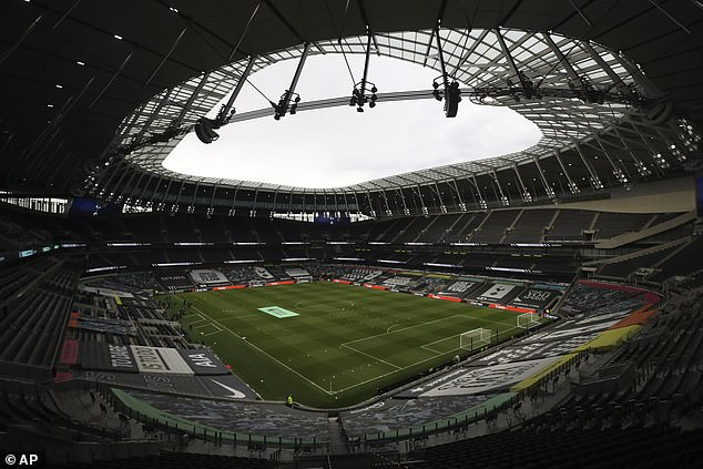 La pelea se llevará a cabo en el Tottenham Hotspur Stadium con un aforo máximo permitido.