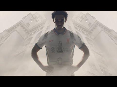 ¡Llegó la nueva camiseta Nike Liverpool FC 2021/22 Away!
