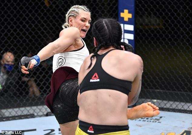 Al mismo tiempo, Yana Kunitskaya quiere ponerse en la pole para enfrentar a Amanda Nunes