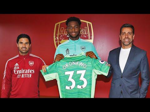 Arthur Okonkwo firma un nuevo contrato y se une a la plantilla del primer equipo masculino
