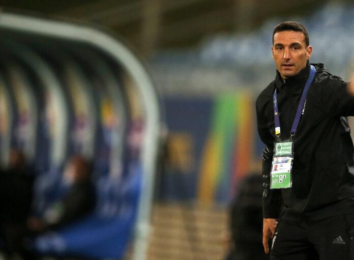 (Video) El técnico argentino comenta lo que significa para la victoria de la Copa América ante Brasil