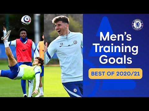 Mount aparece Chilwell 👀 Acabados acrobáticos y tiros libres en abundancia 👏    Mejores goles de Cobham 2020/21