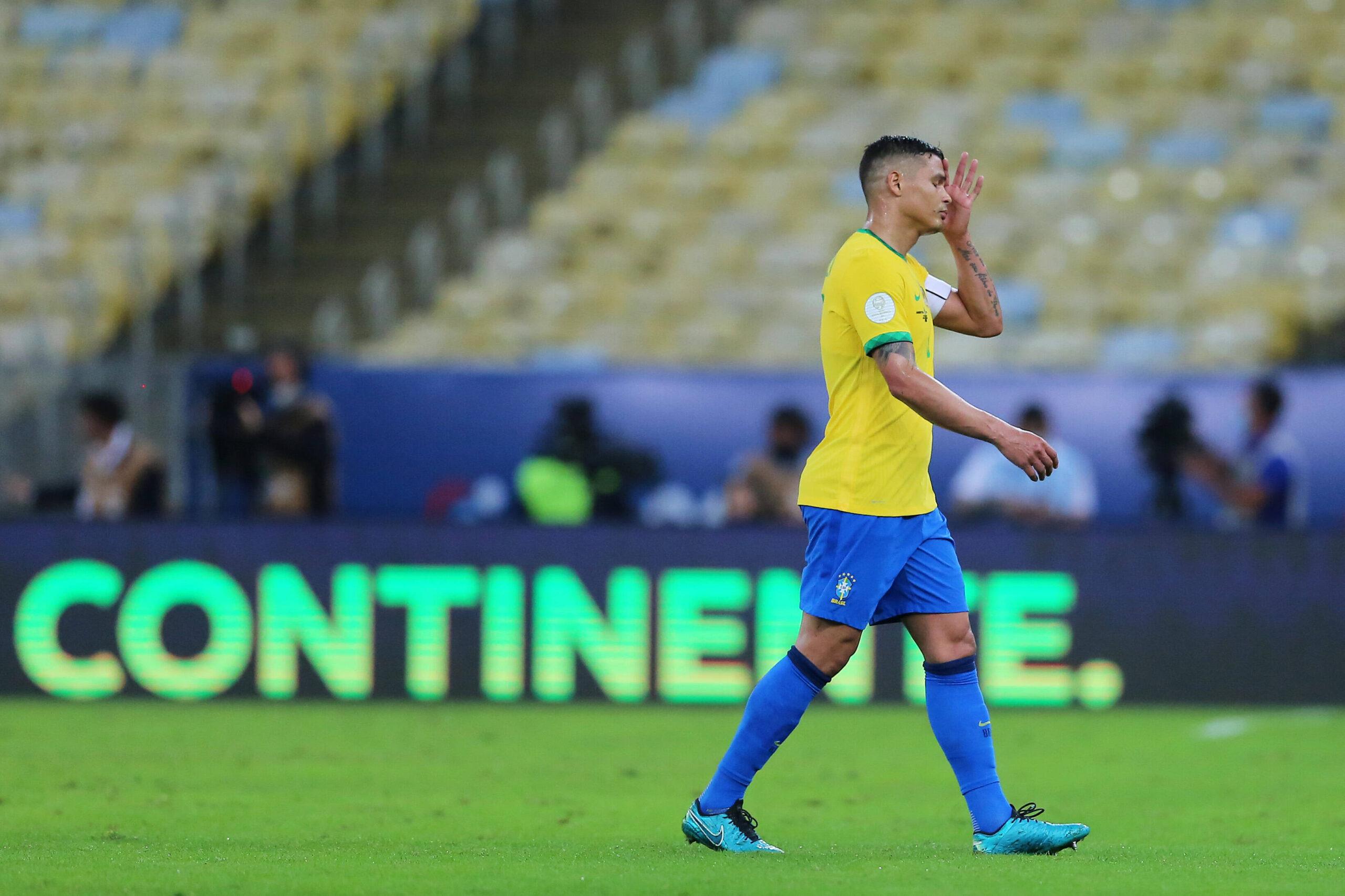 El as del Chelsea sigue criticando a los brasileños que se lanzaron contra ellos para perder contra Argentina en la final de la Copa América