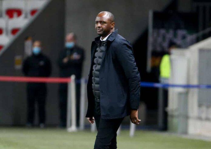 Viera 'en contacto' con Man City sobre posible fichaje, Townsend habla