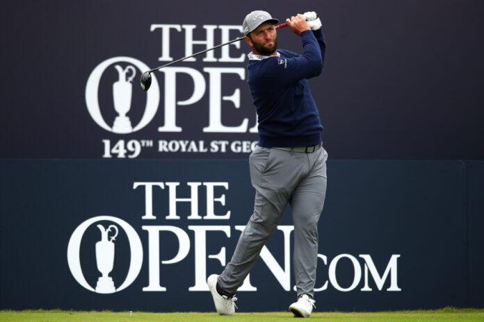 Por qué Jon Rahm lleva las expectativas del nivel de Tiger Woods como favorito abrumador en Royal St George's