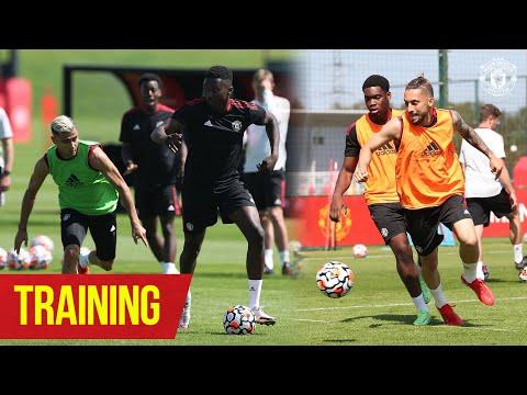Entrenamiento    Rojos intensifican la preparación de pretemporada antes del partido del domingo en Derby    Manchester unido