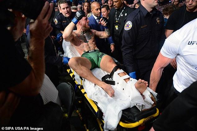 La fractura de tibia obligó a detener la pelea, y tendrán su cuarto encuentro