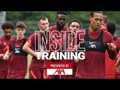 Inside Training: el equipo regresa para la primera sesión completa de pretemporada en Austria