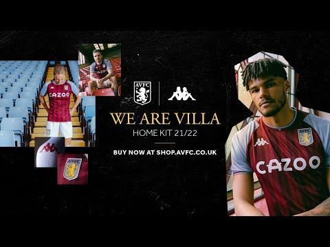 Somos Villa |  Kit de casa 2021/22