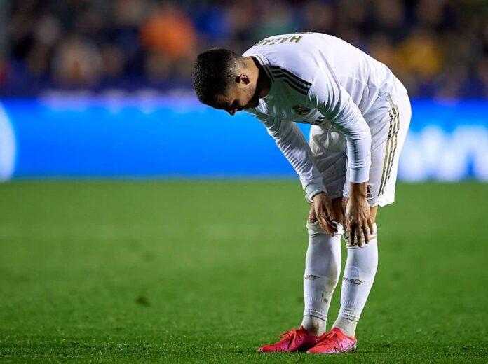 Chelsea regresa para Eden Hazard para ser explorado este verano