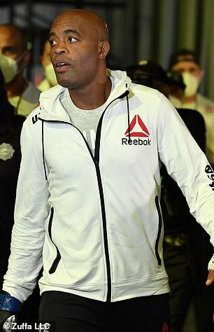 Anderson Silva comenzó a perseguir el boxeo luego de ser despedido por UFC