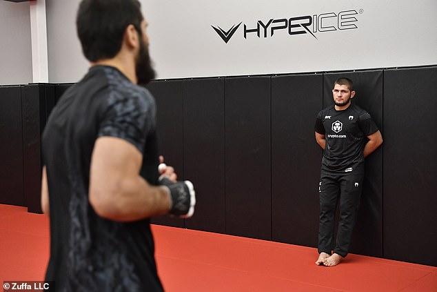Habib trabaja en estrecha colaboración con Makhachev y espera que sea el próximo campeón
