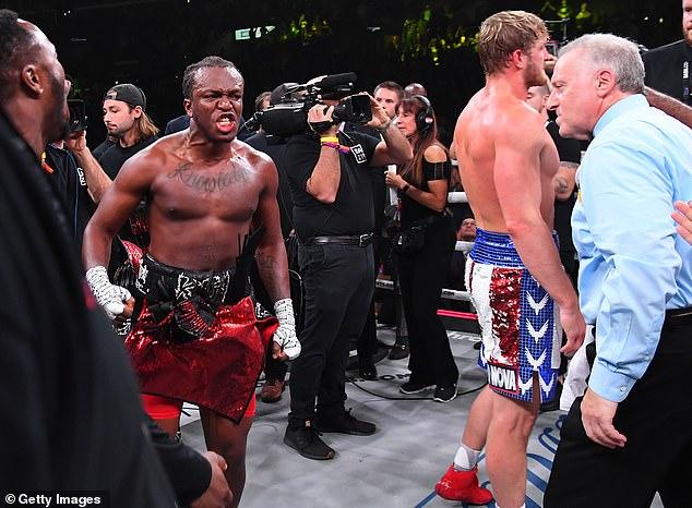 Paul perdió su única pelea profesional por decisión dividida contra 'KSI' en noviembre de 2019