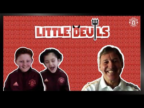 Bryan Robson se une a The Little Devils    Manchester United    Episodio 4    SERIES NUEVAS
