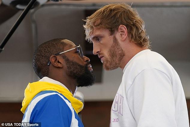 Mayweather y Paul se enfrentan en una lucrativa pelea de exhibición que tendrá lugar en Miami el domingo