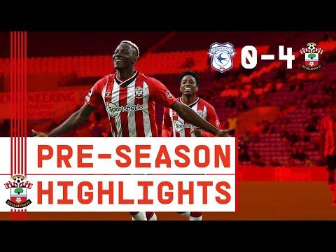 DESTACADOS: Cardiff City 0-4 Southampton |  Amistoso de pretemporada