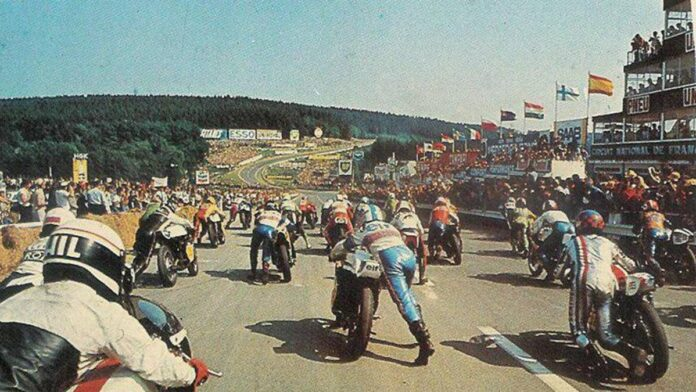 Cien años de Spa: la primera carrera en 1921, ahora el circuito quiere recuperar MotoGP