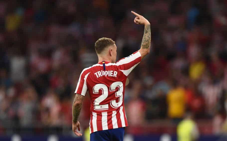 El Atlético de Madrid espera retener al objetivo del Manchester United, Kieran Trippier