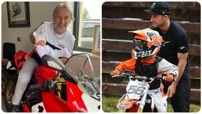 El SBK del mañana: Fogarty se convierte en abuelo, Rea sigue a su hijo a las carreras