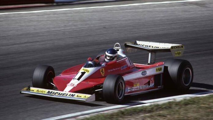 F1, Carlos Reutemann: aquella vez que se presentó en Fiorano en un Seat ...