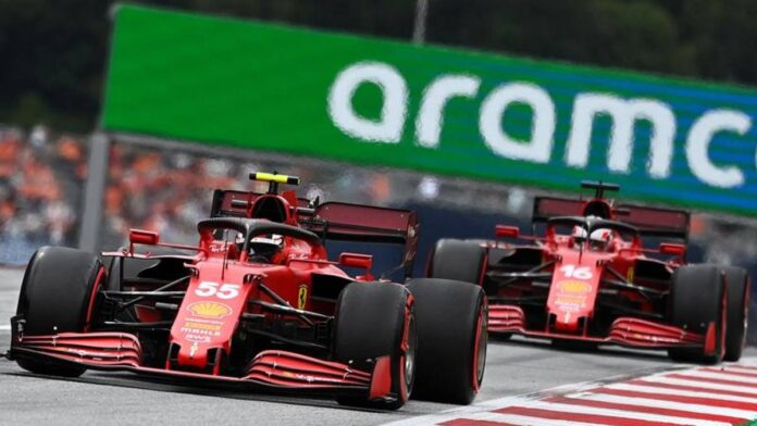 F1 GP Austria, palabras de los pilotos de Ferrari.  Leclerc: