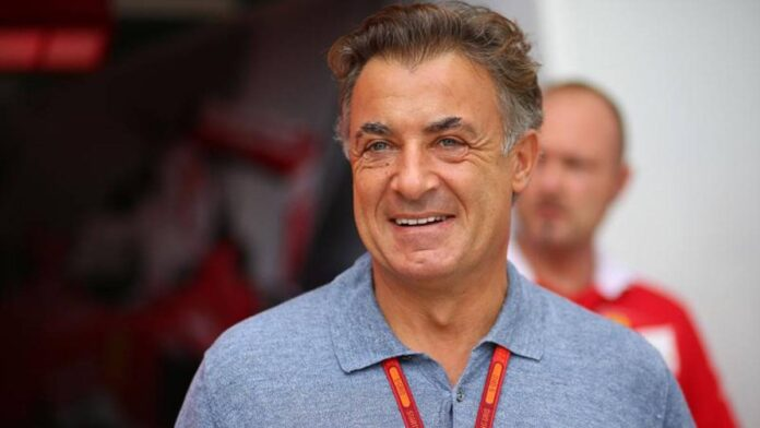 F1, Jean Alesi tendrá la ciudadanía honoraria de Alcamo