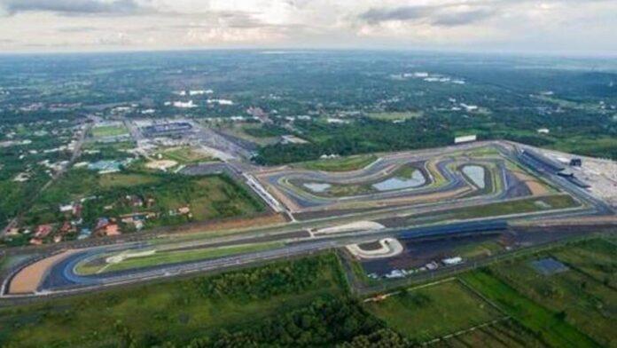 GP de Tailandia cancelado debido a restricciones pandémicas