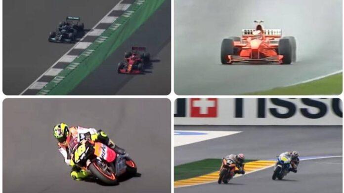 Hamilton, Schumacher y Rossi: cuando llega la victoria a pesar del penalti
