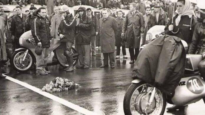 Historia de Bill Ivy, el George Best del Campeonato del Mundo: entre mujeres hermosas, bebida y un vuelo trágico en Sachsenring