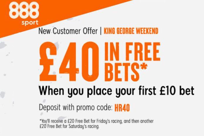 Obtenga £ 40 en apuestas gratis para Ascot este viernes y sábado