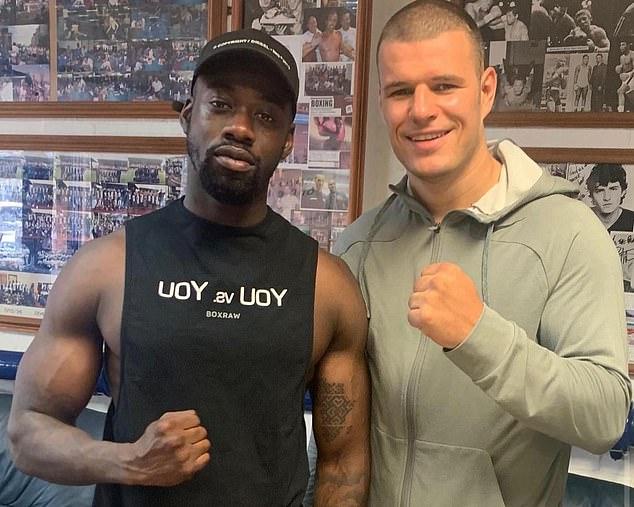 El manager de Petar Milas, Sal Jobe (en la foto a la izquierda) admitió que esta es una gran oportunidad para su luchador.