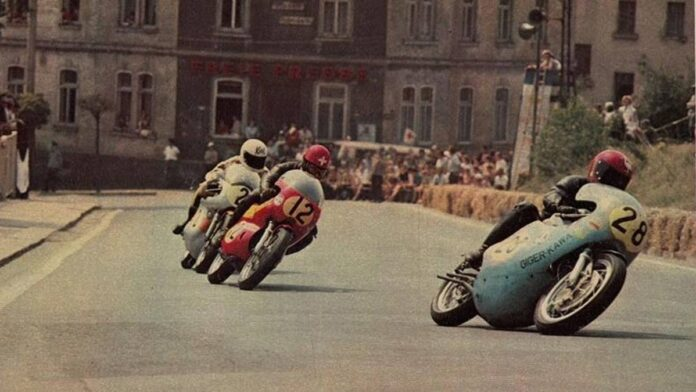 Sachsenring 1971, cuando un GP hizo historia contra el régimen político