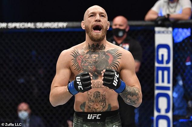 Conor McGregor niega estar infectado con Staphylococcus antes de UFC 264 en 7 días