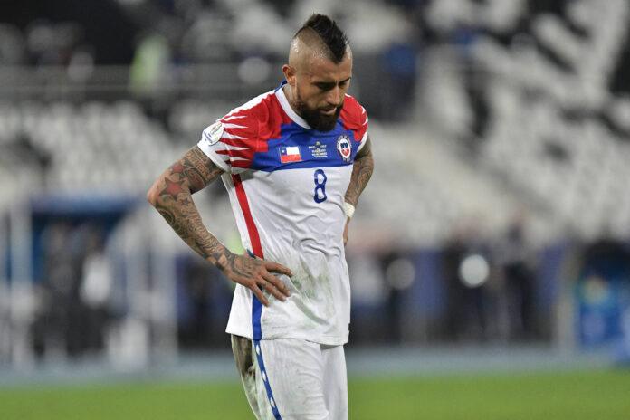 (Video) El as del Inter de Milán critica al arbitraje tras la derrota de Chile ante Brasil en los cuartos de final de la Copa América