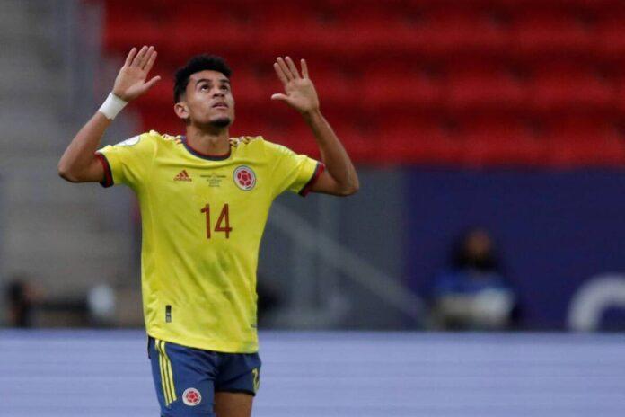 (Video) Luis Díaz de Colombia brilla con un aturdidor absoluto por el gol de la victoria al final del juego contra Perú