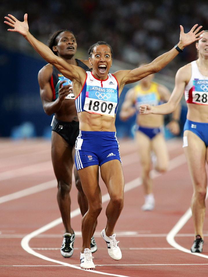 Estás haciendo algo bien si has batido el récord de un doble medallista de oro olímpico