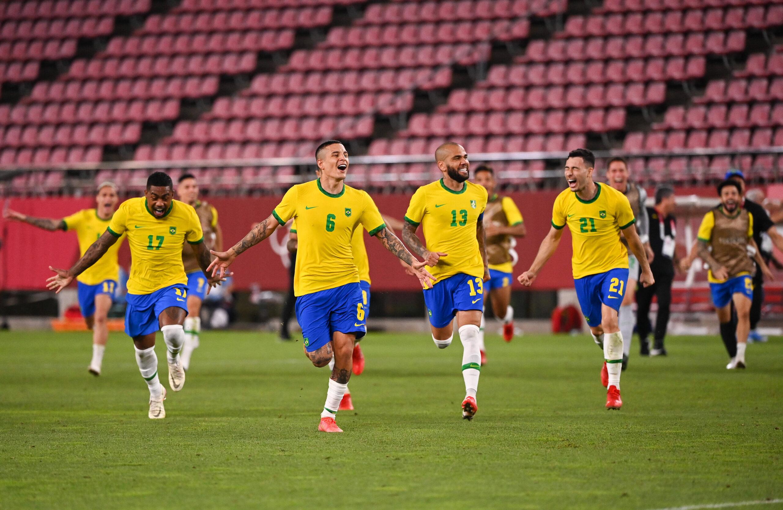 El centrocampista brasileño comenta sobre el partido por la medalla de oro contra España