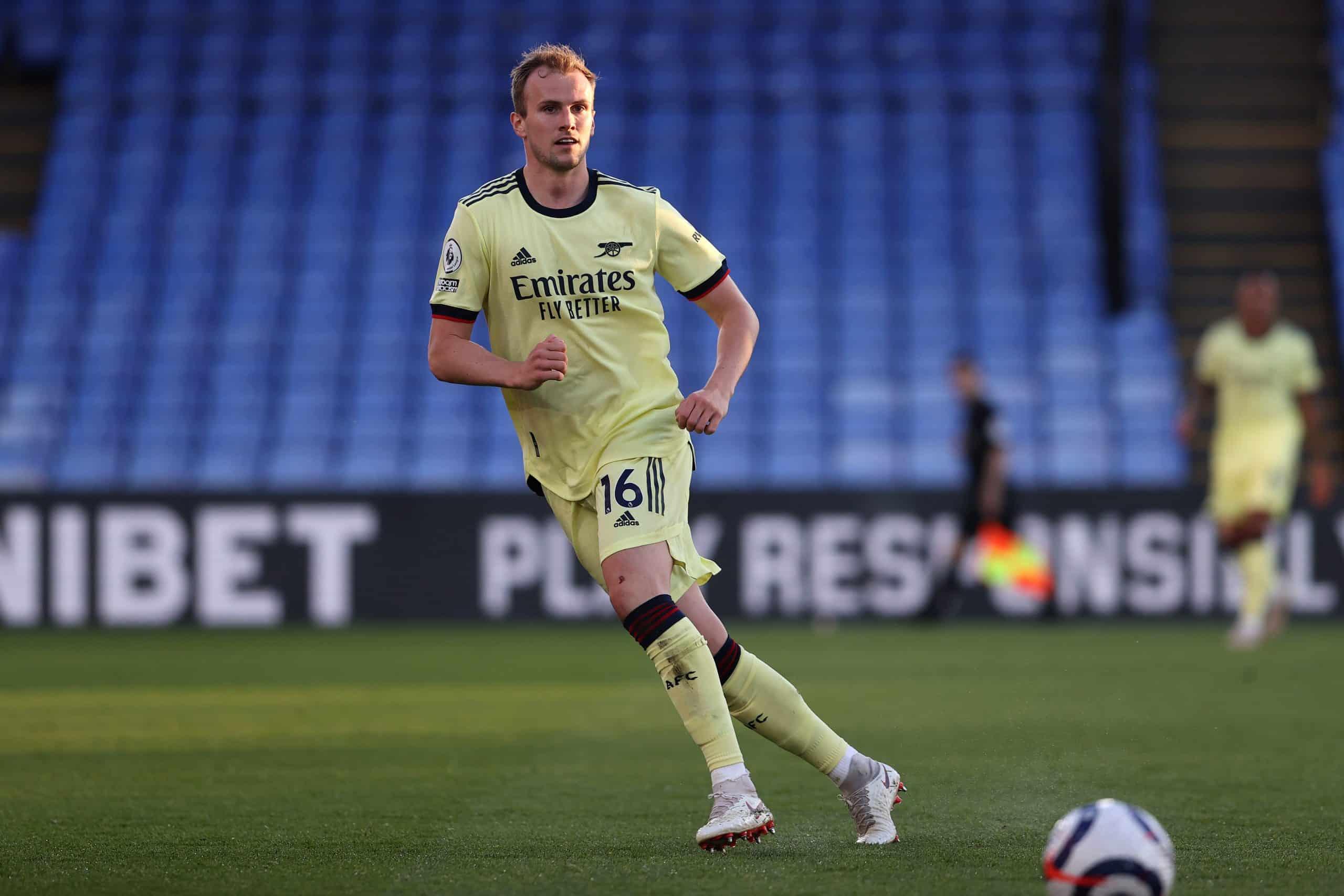 La futura actualización de Rob Holding Arsenal surge tras los enlaces a Newcastle