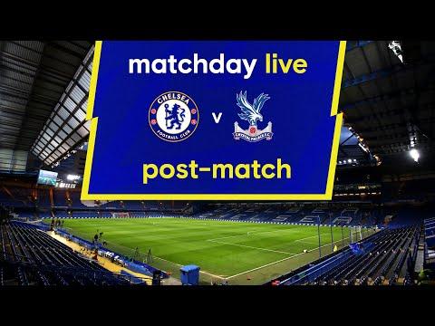 Jornada en directo: Chelsea - Crystal Palace |  Post-Partido |  Jornada de la Premier League