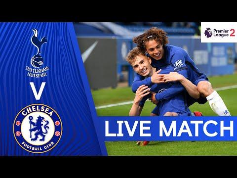 Tottenham v Chelsea |  Premier League 2 |  Partido en vivo