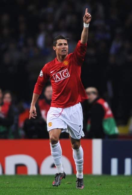 Se revela cuántas camisetas necesita vender el Manchester United para pagar la transferencia de Ronaldo