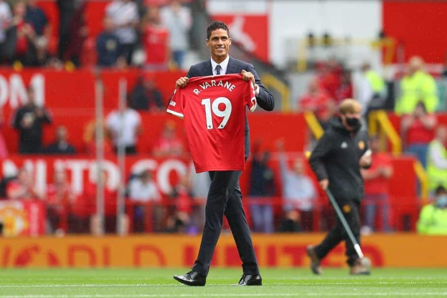 Revelado: Cuando Raphael Varane podría debutar en el Manchester United