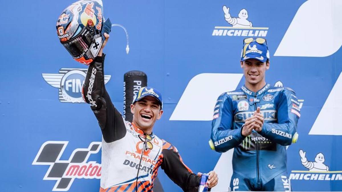 GP de MotoGP Estiria, boletines de calificaciones: Jorge Martin una joya (10), Mir está ahí (9), Márquez mal: 5