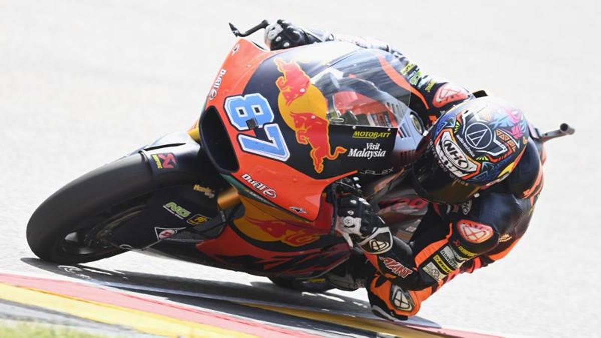 Moto2: Gardner se impone en la FP2.  Desde Porta 5 °, Vietti y Arbolino en el top 10