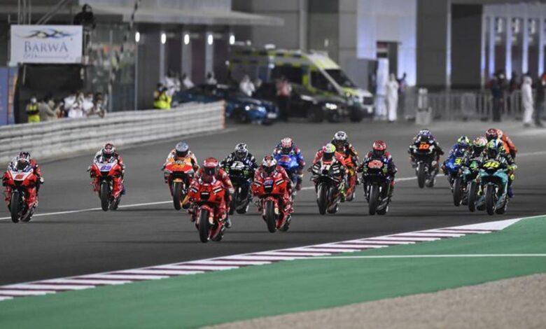 MotoGP, en 2022 siempre partimos desde Qatar: el 6 de marzo la salida