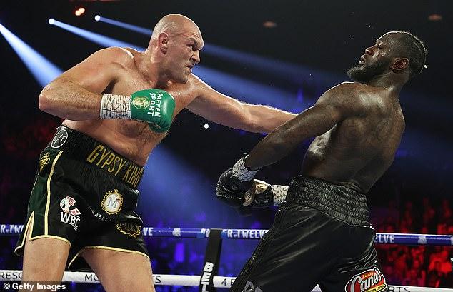 El británico ha afirmado que noqueará a Wilder más rápido que la última vez en su tercera pelea.