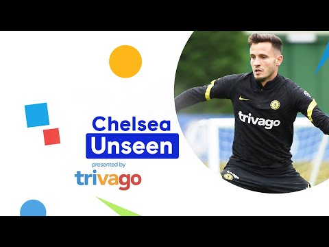 Saul Niguez se pone a trabajar en Cobham |  Chelsea invisible