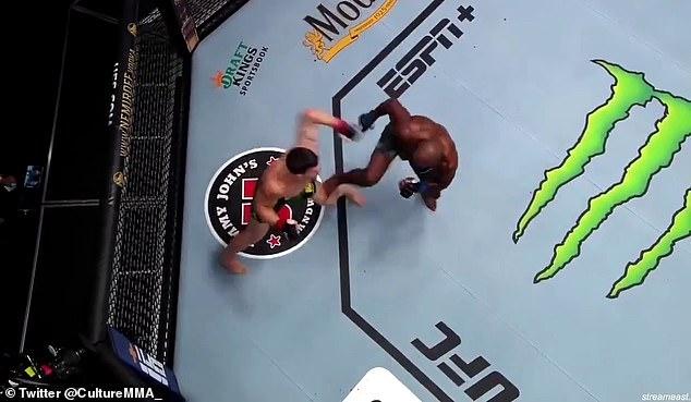 Una patada diagonal ayuda a mantener la distancia del oponente y es una acción defensiva.